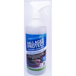 Hydrofuge anti mousse pour pavages et dallages