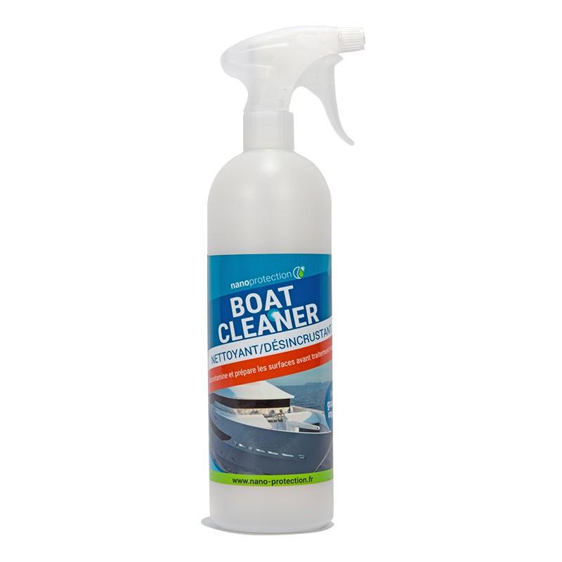 Nettoyant dégraissant pour bateau
