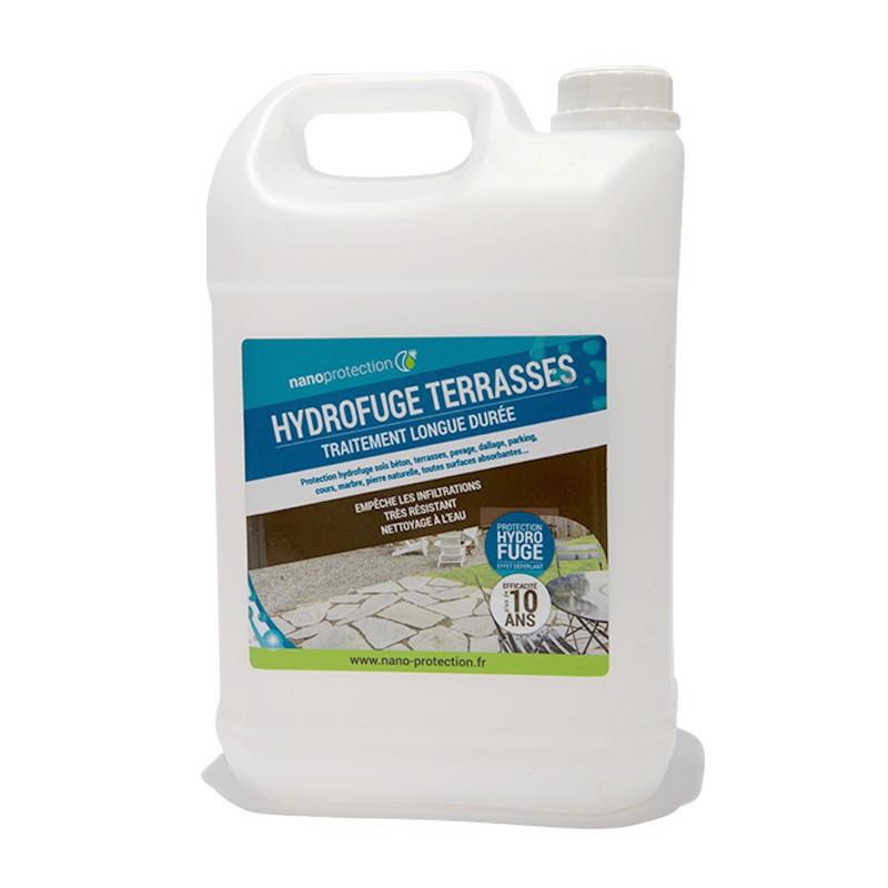 Hydrofuge de profondeur pour sols en pierre