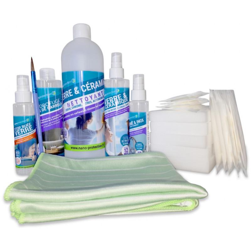 Kit de protection salle de bain