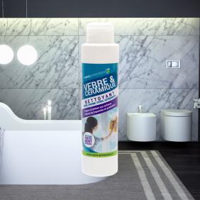 Nettoyant pour surfaces en verre ou céramique