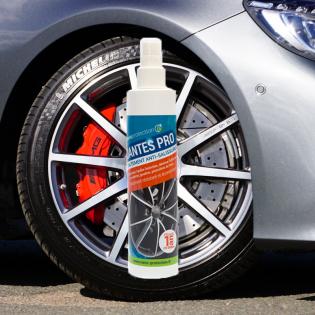 JANTES PRO - Traitement protection pour jantes alu/chrome - auto et moto