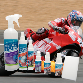 Kit de protection moto et motard