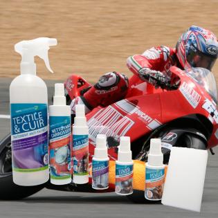 Kit de protection moto et motard