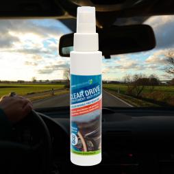 CLEAR DRIVE - Traitement anti pluie pare-brise et vitres automobile