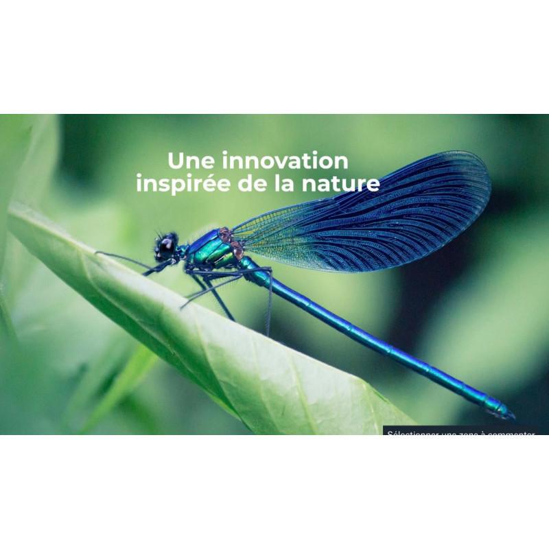 Technologie issu de la nature.
