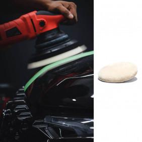 Mousse dure de polissage pour rénovation carrosserie