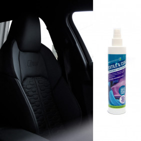 Protection textile et cuir pour voiture
