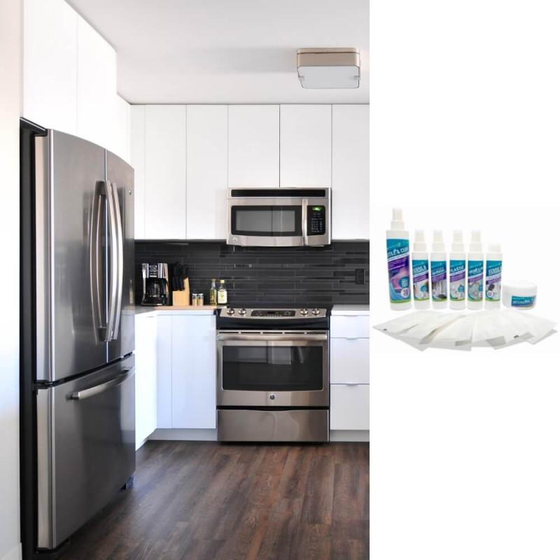 Kit de protection complet multi surfaces intérieures de la maison