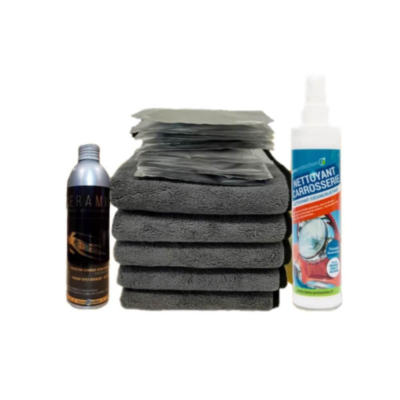 Kit protection Céramique haut de gamme