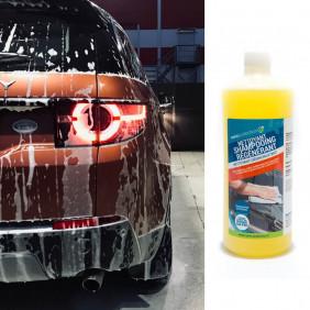 Shampooing réactivateur carrosserie haute brillance