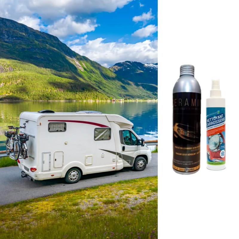 Kit protection anti-vieillissement coque de Camping-car & Caravanes