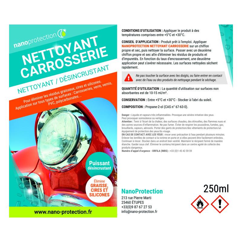 Nettoyant Carrosserie