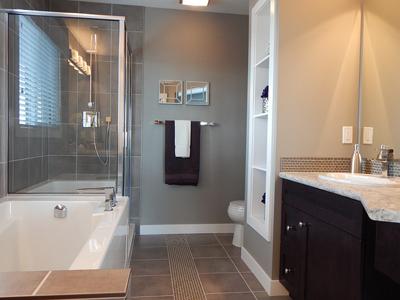 appliquer une protection hydrofuge sur une paroi de douche - Enlever Calcaire Carrelage Salle De Bain