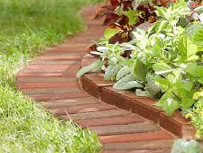 Protéger ses bordures de jardin - NanoProtection