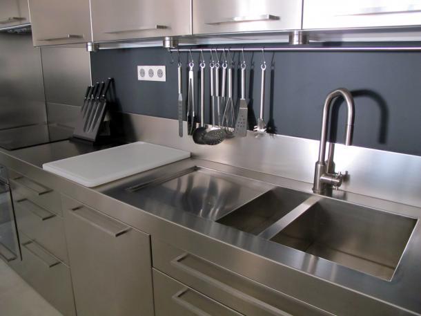 comment nettoyer sa cuisine en inox nanoprotection